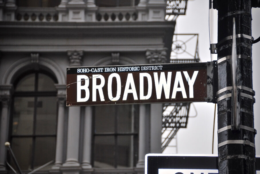 musicales broadway 2019